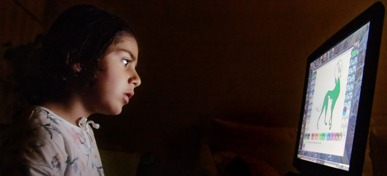 Internet Safety for Children - Asianet Broadband