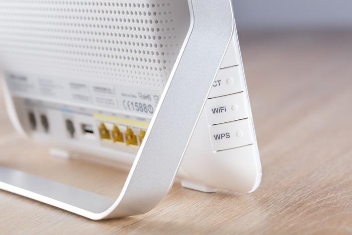 WiFi Modem Placement - Asianet Broadband