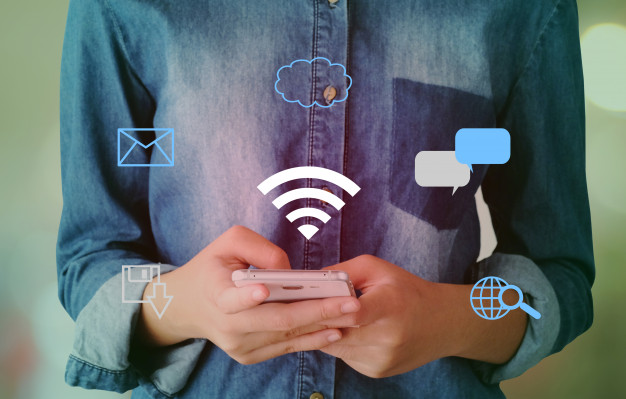 Broadband WiFi Connection - Asianet Broadband