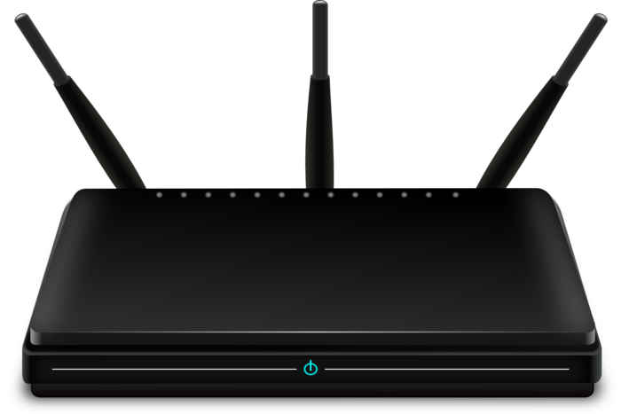 Modem and Router - Asianet Broadband